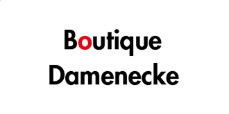 Logo, Boutique Damenecke
